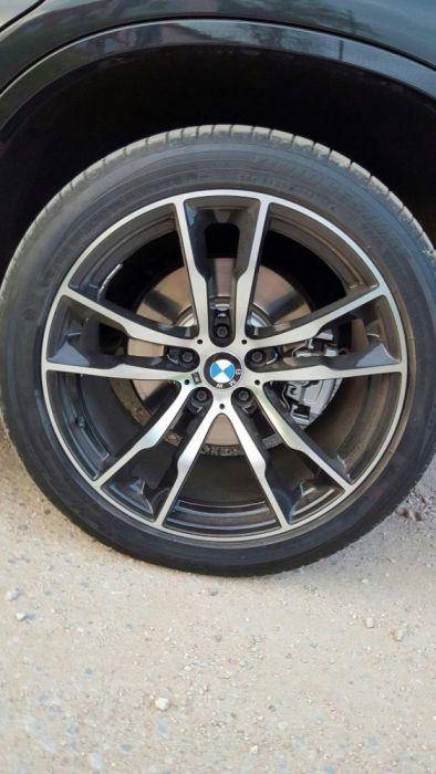 BMW X6 Х5 M 2016 - 20 цола джанти. Спорт пакет 10 / 11 J