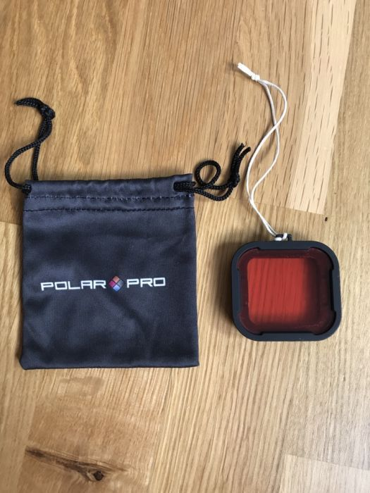Filtru rosu Polar Pro pt GoPro Hero4