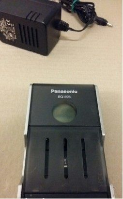 Incarcator acumulatori profesional Panasonic BQ-396