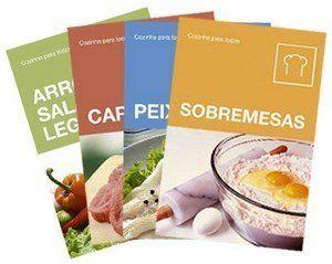 Livro - Sobremesas - Coleção Cozinha Para Todos 3 Livros