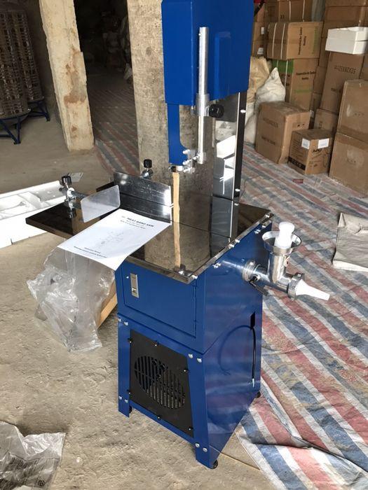 Máquina de cortar carne (industrial)