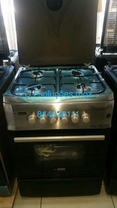 Fogão 60*60 Gl_General 4 gas forno elétrico