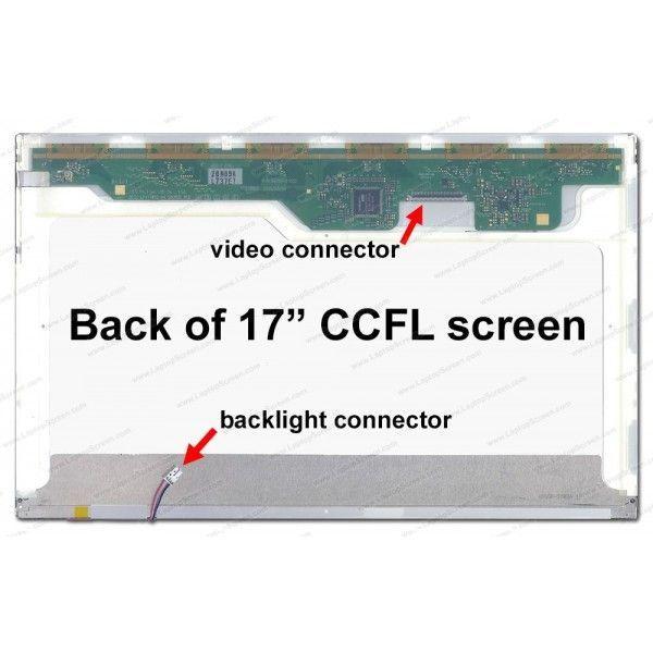 display - ecran laptop toshiba satellite p300 model ltn170x2-l02 diag