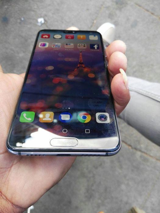 Huawei p20 normal Dual sim novinho