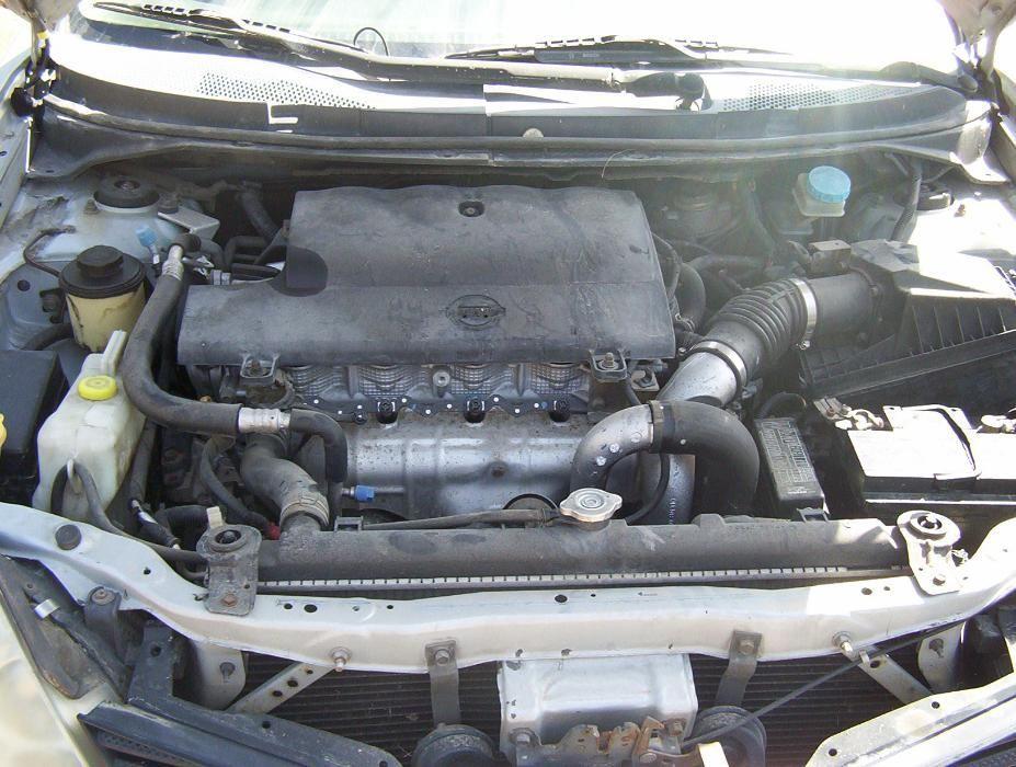 Продавам Nissan Primera P12 2.2 dci на части.