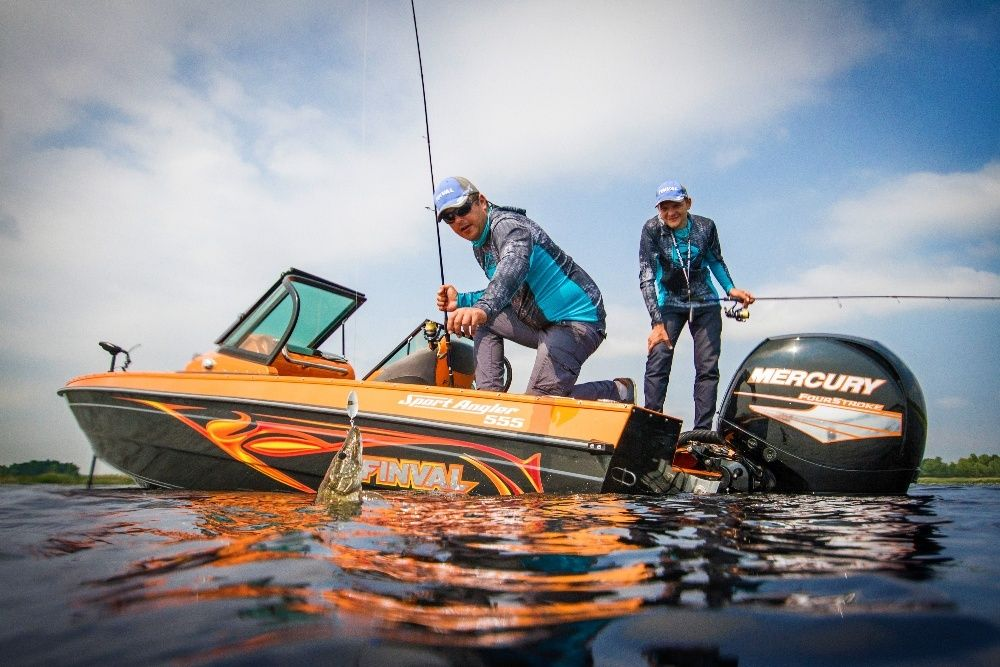 -10% OFF Barca aluminiu Finval 475 EVO, Rangy 510, FishPRO 505, 555