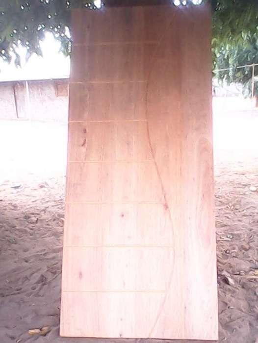 portas de madeira natural (chanfuta, umbila e jambila)