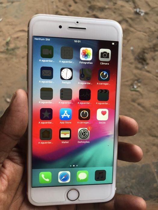 Iphone 7Plus 128gb gold super clean Avon preço
