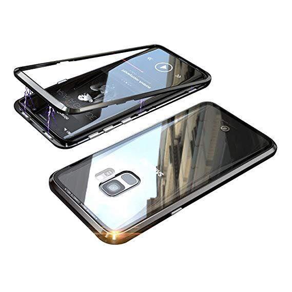 Husa Samsung S9 PLUS 360 grade - inchidere prindere Magnetica