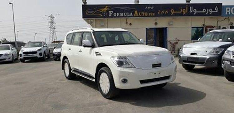Vende-se Nissan Patrol SE