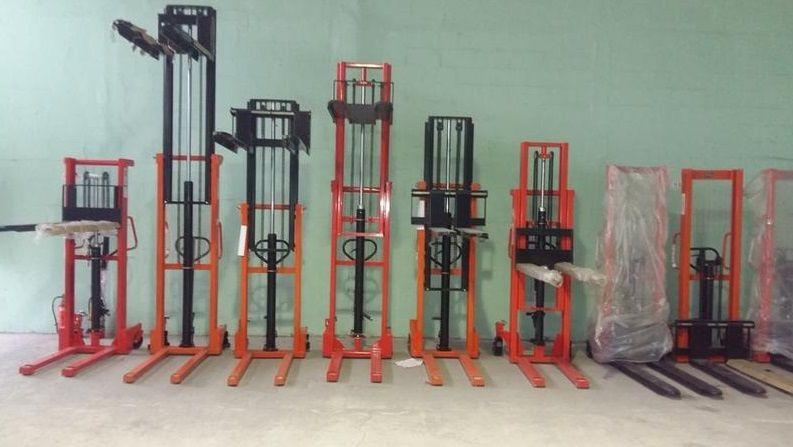 stivuitor manual 1 tone 1,5 tone sau 2 tone la 1,6m 2m 3 m
