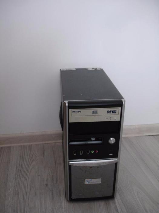 Unitate sistem calculator Intel Pentium Gigabyte 2gb ddr2 Dualcore 775