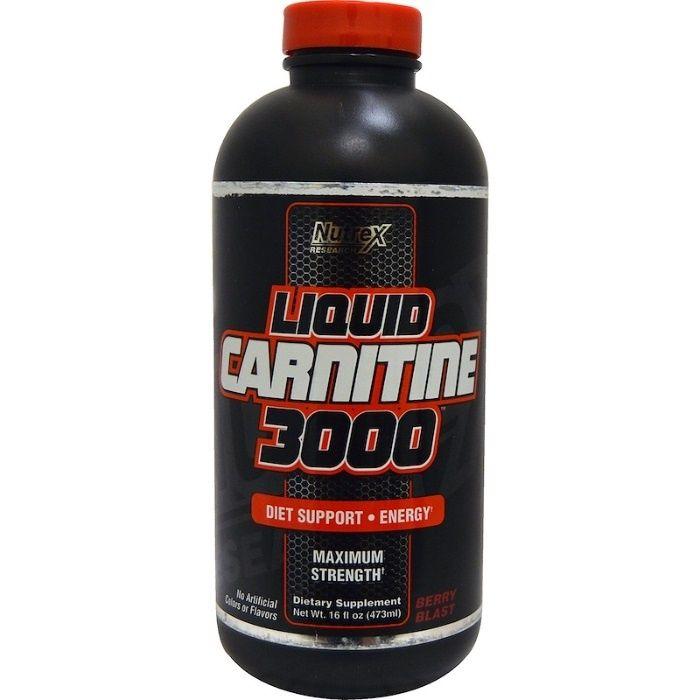 Лкарнитин, Nutrex, Carnitine