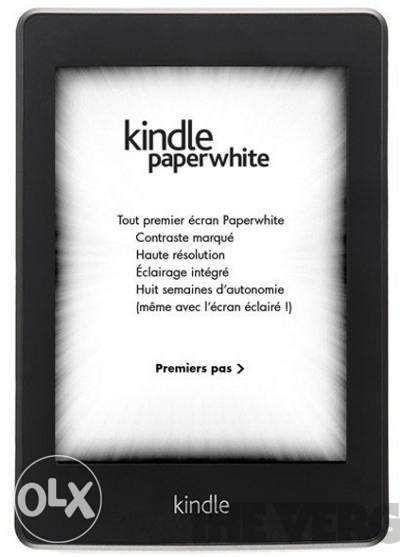 "Електронен четец reader Kindle Paperwhite 6"" E-ink WiFi+3G 2GB"