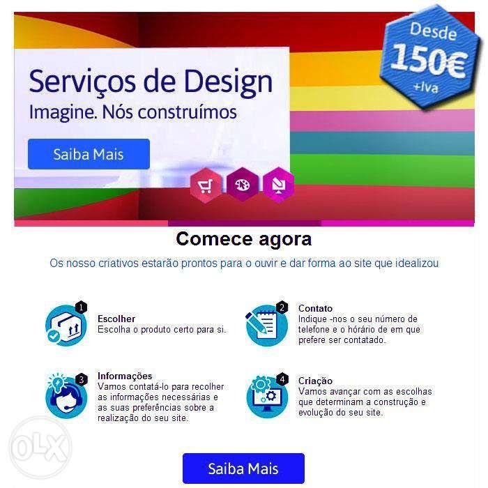 Web Sites Profissionais