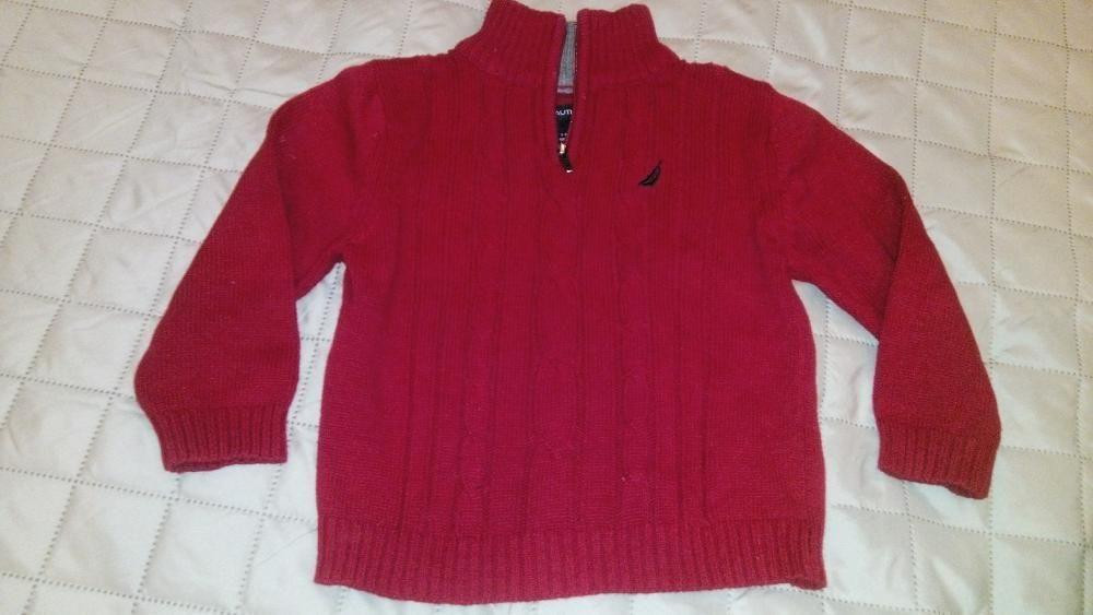 Детски пуловер, поларена блуза, жилетка