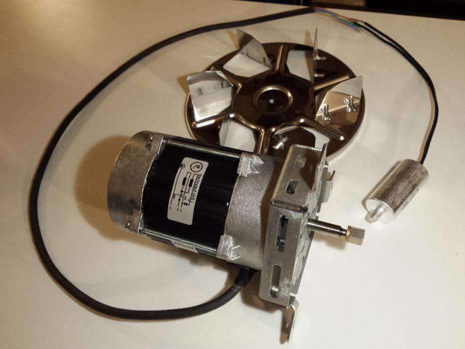 Ventilator cazan lemne cu gazeificare - BUDERUS Logano S121