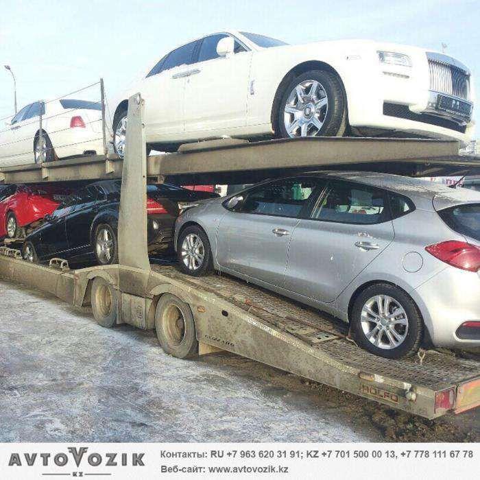 Автовоз Ежедневно с Астаны по всему Казахстану.Автовоз#Астана#Актау#