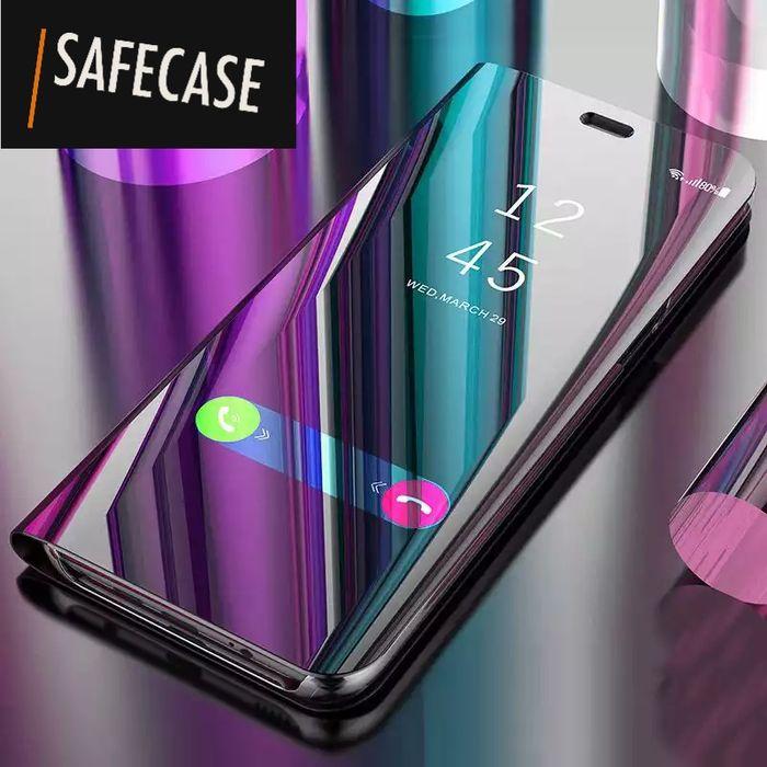 Смарт Кейс Калъф Тефтер за Samsung Galaxy A7 2018 / S6 Edge / S7 S8 S9