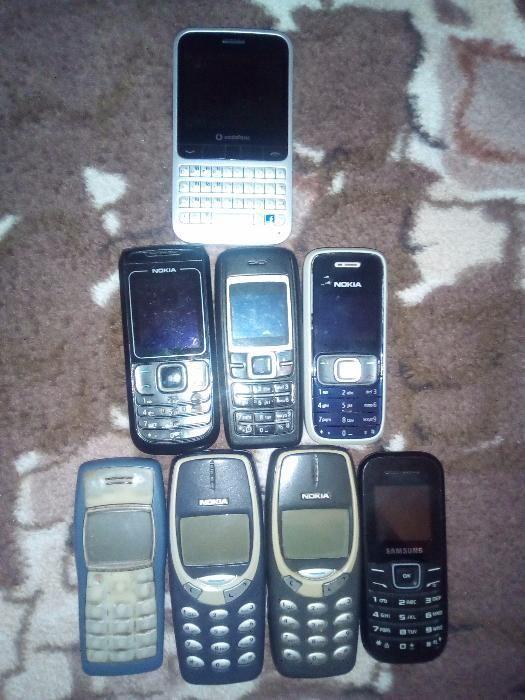 Lot telefoane Nokia, Samsung