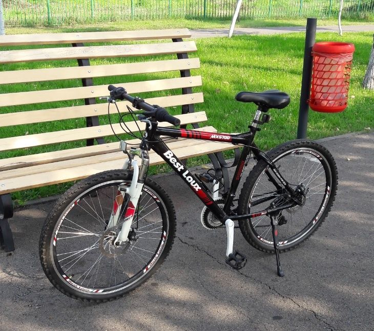 "Vand bicicleta MTB 26"" frane disc"
