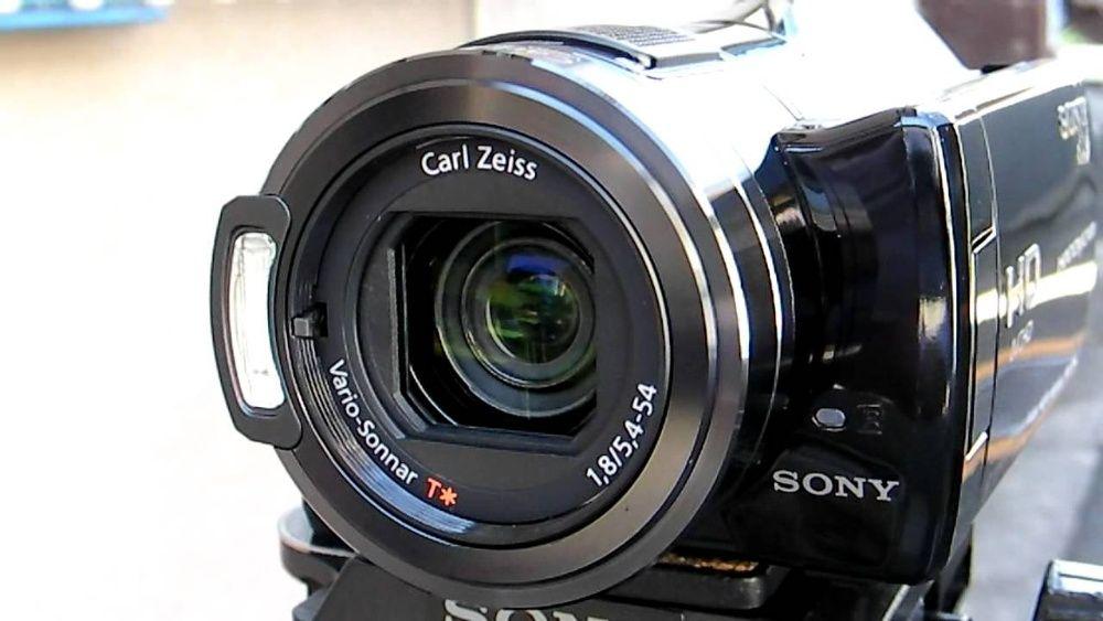 Full HD камера Sony HDR-CX7EK