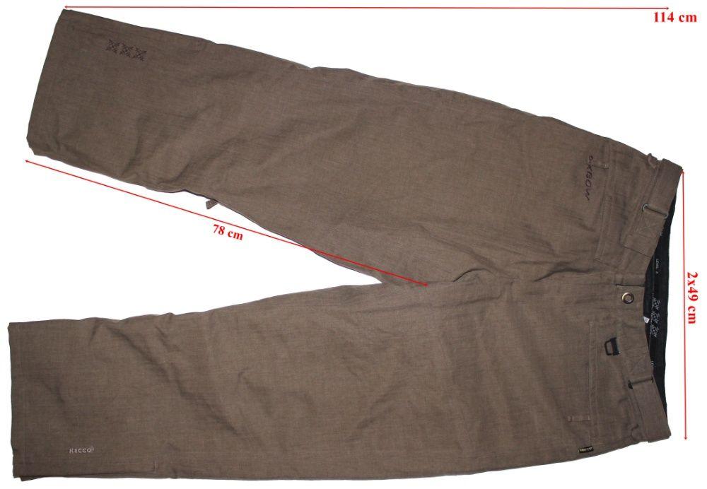 Pantaloni schi snowboard Oxbow Level 3 Gore-Tex RECCO barbati XXL
