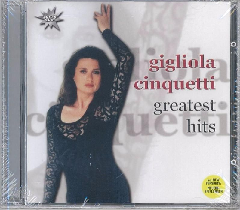 CD audio Gigliola Cinquetti - Greatest Hits