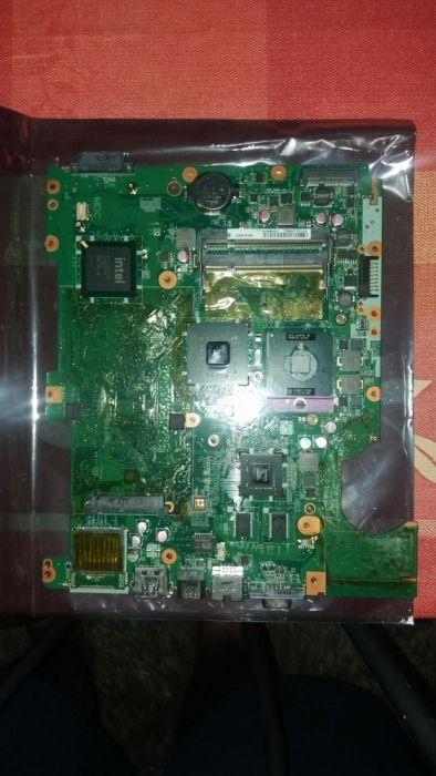 Placa baza si procesor compaq cq61