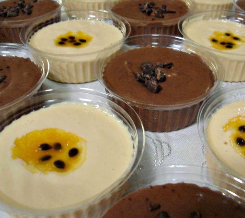 Sobremesa e bolos