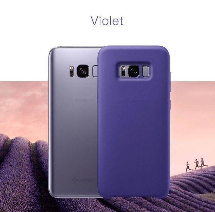Husa Silicon Slim Samsung S8, S8 Plus, S9, S9 Plus