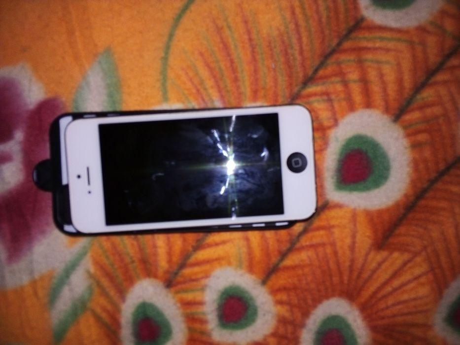 Vendo este iphone 5 normal com problemas na câmera frontal