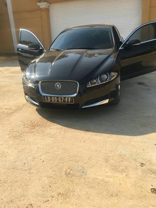 Jaguar FX V8