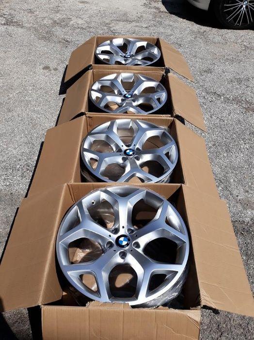 Джанти style 214 за БМВ Х5 Х6 20'' цола BMW X5 X6 e53 e70 e71 Нови гр. Елхово - image 7