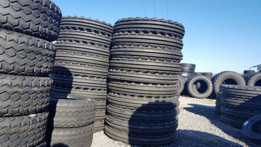 6.50 r20 Cauciucuri noi 8PR pentru directie la tractor universal u650