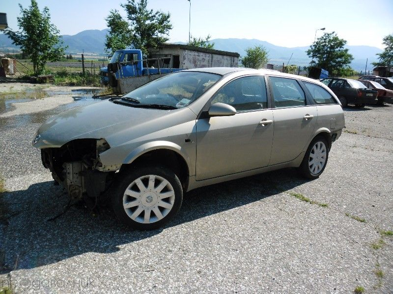 НА ЧАСТИ Nissan Primera 2.0i 2002г.