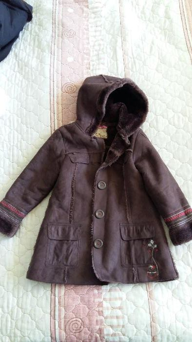 Палто детско