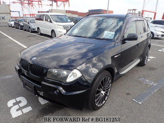 BMW X3 2006, 3.0cc