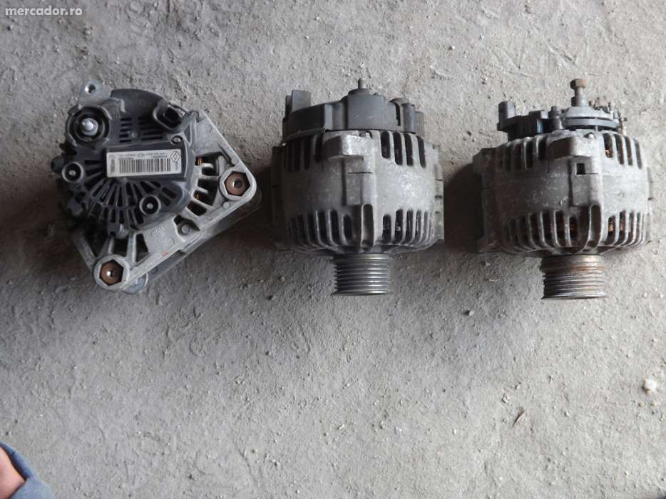 Alternator Renault Megane II