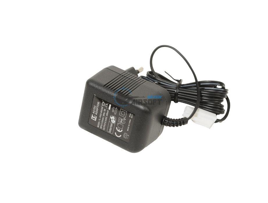 Incarcator/Alimentator acumulator 8.4V NiMH – Swiss Arms
