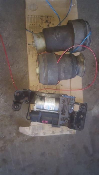 Compresor aer x5 e70/perne spate x5
