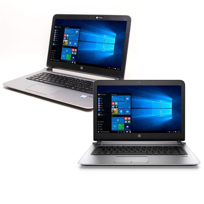 Notebook HP Core i5-6200U 4GB 500RAM