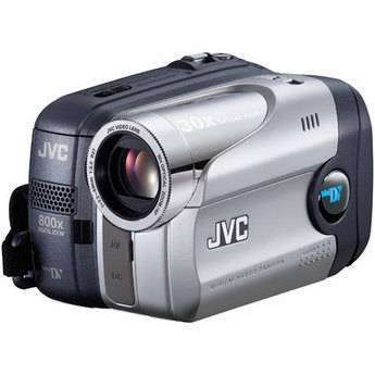 Digital Video Camera JVC model GR-D23E, cu accesorii