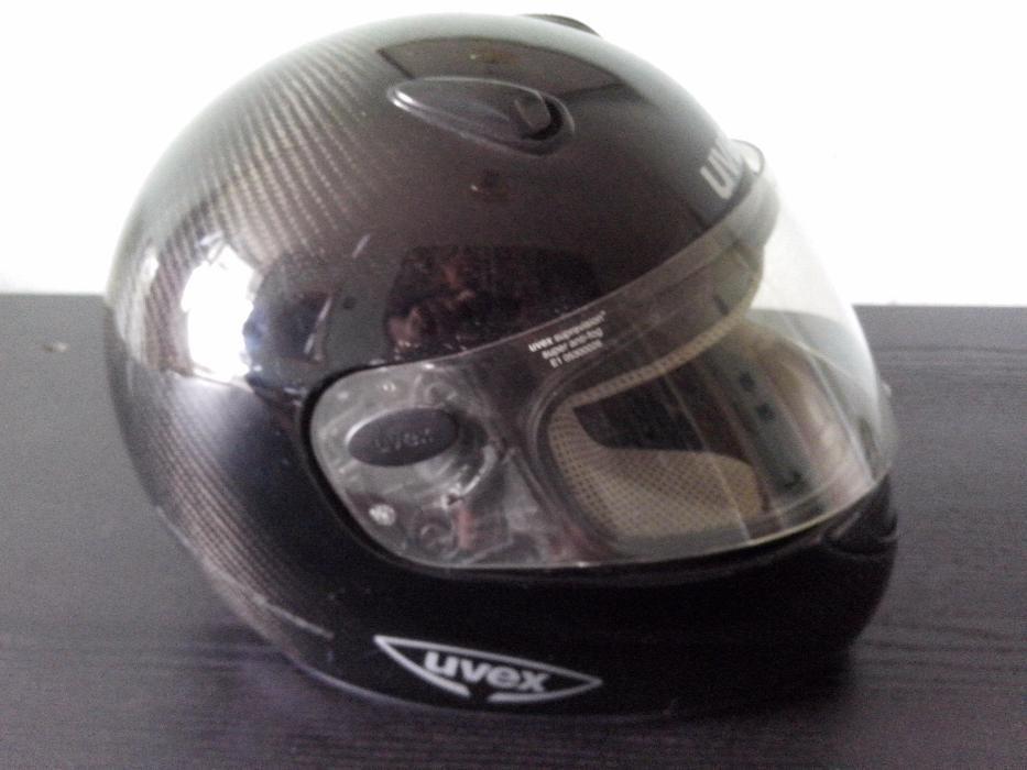 Casca Moto UVEX HELIX RS 750 Carbon marimea M
