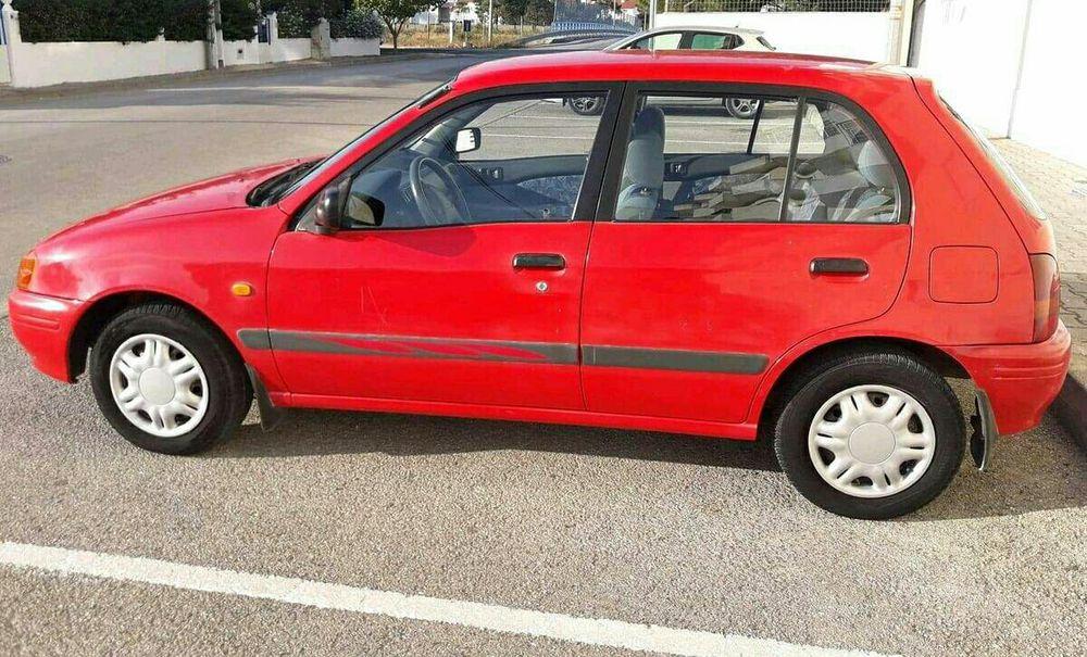Toyota Starlet Serra da Kanda - imagem 1