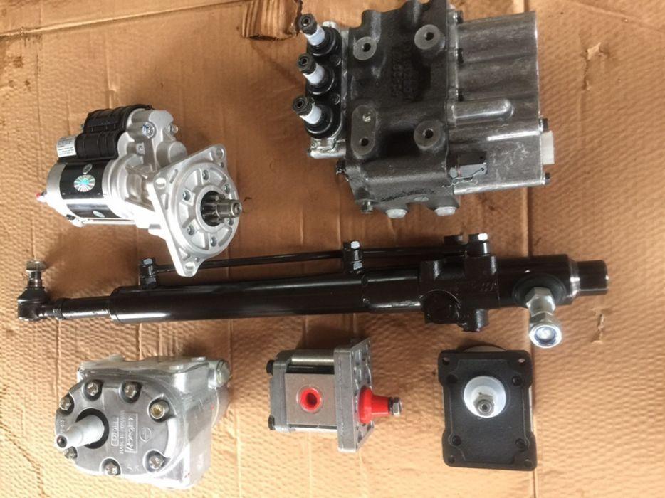 Servodirectie tractor u445,u448,u650 Berca - imagine 2