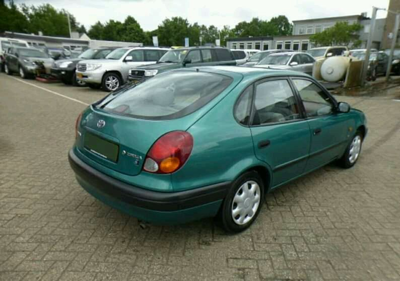Toyota corrola á venda
