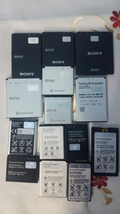 Baterie acumulator Sony Sony Ericsson originale XperiaP J L M TX Vivaz