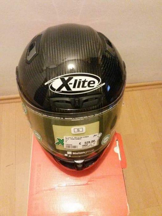 X-lite x-803 Ultra Carbon!