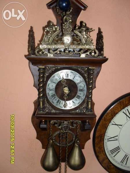 """Холандски стенен часовник """"Zaanse"""""""